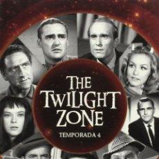 Series de TV: TWILIGHT ZONE - TEMPORADA 4 - NUEVO PRECINTADO. Lote 147495798