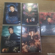 Series de TV: SERIE ANGEL 5 TEMPORADAS, COMPLETA,. Lote 147571966