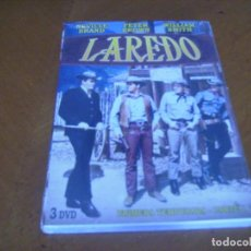Series de TV: LAREDO / PRIMERA TEMPORADA PARTE 1 / 3 DVD. Lote 147596238
