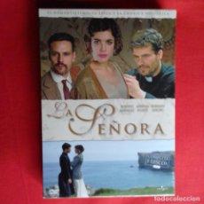Series de TV: LA SEÑORA TEMPORADA 1 COMPLETA 5 DVD (PRECINTADA). Lote 221784845
