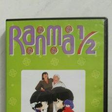 Series de TV: RANMA 1/2 DVD 4 CAPÍTULOS (101,102,103,104) RUMIKO TAKAHASHI 2005 MANGA ANIME. Lote 147683820