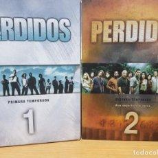 Series de TV: PERDIDOS TEMPORADA 1 Y TEMPORADA 2. Lote 147791858