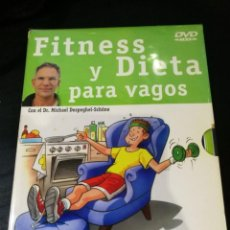 Séries TV: PACK FITNESS Y DIETA PARA VAGOS [2-DVD] DR. MICHAEL DESPEGHEL-SCHÖNE ESPAÑA SAV 125 MIN.. Lote 147818062