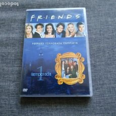 Series de TV: DVD SERIE - FRIENDS - PRIMERA TEMPORADA COMPLETA - ANISTON - COX - LEBLANC. Lote 147822066