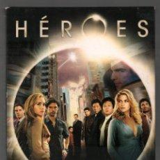 Series de TV: HEROES TEMPORADA 2 / 2 DVDS CON 4 CDS / RF-1087. Lote 147980410