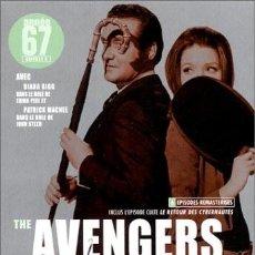 Series de TV: THE AVENGERS (LOS VENGADORES): TEMPORADA 1967 - DISCOS 5 Y 6 CON 6 EPISODIOS. Lote 147988414