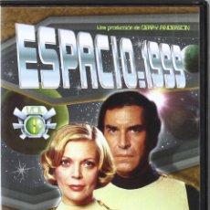 Series de TV: ESPACIO 1999: PRIMERA TEMPORADA - 1 DISCO CON 3 EPISODIOS - IDIOMAS: ESPAÑOL E INGLÉS. Lote 147990338