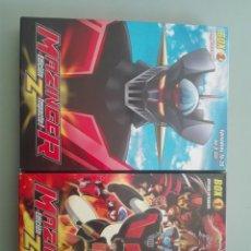 Series de TV: MAZINGER Z EDICIÓN IMPACTO SERIE COMPLETA 26 EPISODIOS EN 2 BOX CON 6 DVD # . Lote 147991282