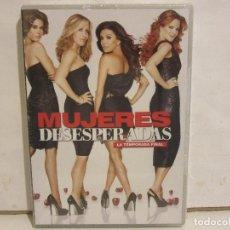 Series de TV: MUJERES DESESPERADAS - LA TEMPORADA FINAL - 6 X DVD - 2012 - ABC - NUEVO. Lote 148005158