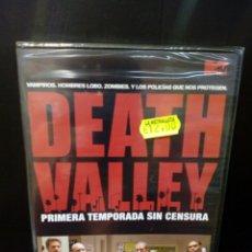 Series de TV: DEATH VALLEY - PRIMERA TEMPORADA SIN CENSURA DVD. Lote 148164056