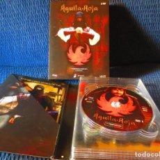 Series de TV: AGUILA ROJA (TEMPORADA 1) (DVD). Lote 148174826