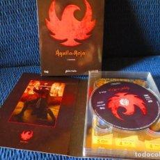 Series de TV: AGUILA ROJA (TEMPORADA 2) (DVD). Lote 148175014
