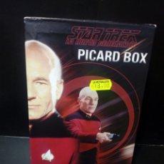 Series de TV: STAR TREK LA NUEVA GENERACIÓN DVD. Lote 148352450
