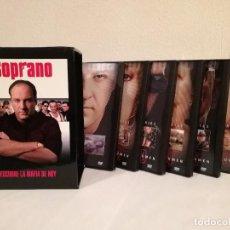 Series de TV: EDICION PACK 6 DISCOS TEMPORADA SERIE 1 - LOS SOPRANO - DVD. Lote 148600726