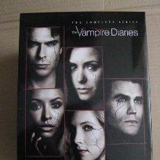 Series de TV: THE VAMPIRE DIARIES (BOX.IMPORTACION.COMPLETE SERIES-1-8) LEER DESCRIPCION. Lote 148663954