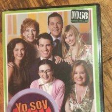 Series de TV: YO SOY BEA DVD 58 CAPÍTULOS 295 AL 299. Lote 148994670
