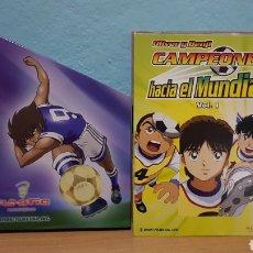 Series de TV: PACK OLIVER Y BENJI CAMPEONES DVD.. Lote 149325716