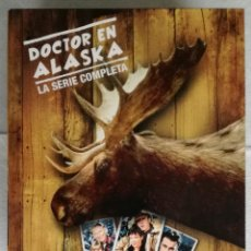 Séries TV: DVD DOCTOR EN ALASKA: SERIE COMPLETA, 6 TEMPORADAS EN 28 DVDS - PRECINTADO. Lote 171274423