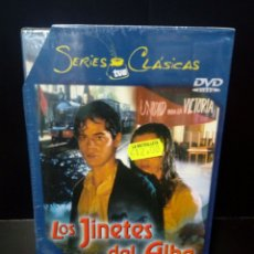 Series de TV: LOS JINETES DEL ALBA DVD. Lote 149989394