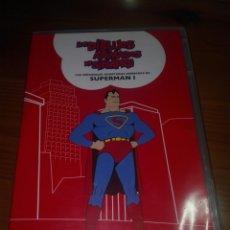 Series de TV: PELICULA DVD LOS DIBUJOS ANIMADOS DE SIEMPRE SUPERMAN. Lote 150026929