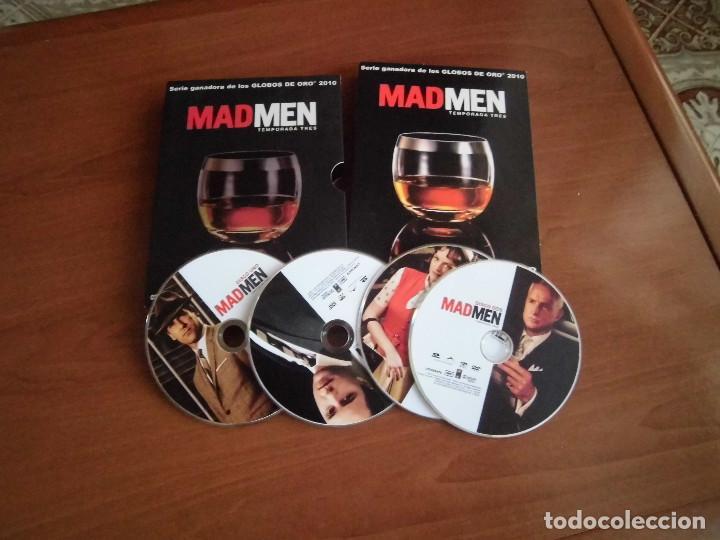 MAD MEN TEMPORADA 3 (Series TV en DVD)