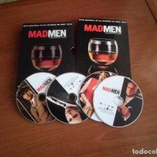 Series de TV: MAD MEN TEMPORADA 3. Lote 150208566