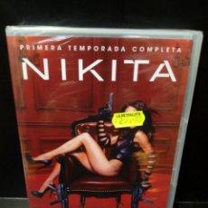 Séries TV: NIKITA PRIMERA TEMPORADA COMPLETA DVD. Lote 150356829