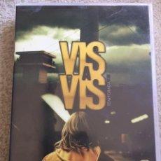 Series de TV: VIS A VIS DVD **PRIMERA TEMPORADA COMPLETA EN 4 DVD** PRODUCIDA POR GLOBOMEDIA PARA ANTENA 3**. Lote 150548202