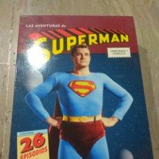 Series de TV: DVD. LAS AVENTURAS DE SUPERMAN. PRIMERA TEMPORADA. DESCATALOGADO.. Lote 150573708