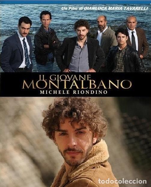 DVD SERIES TV- EL JOVEN MONTALBANO 2ª TEMPORADA CAPITULO : MUERTE EN MAR ABIERTO (Series TV en DVD)