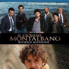 Series de TV: DVD SERIES TV- EL JOVEN MONTALBANO 2ª TEMPORADA CAPITULO : EL ACUERDO. Lote 150610378