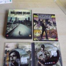 Series de TV: THE WALKIND DEAD DVD S 1 TEMPORADA, CON DISCO DE EXTRAS Y LIBRO 1 LOS MUERTOS VIVIENTES COMO NUEVO,. Lote 150622794