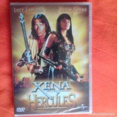 Series de TV: XENA PRINCESA GUERRERA Y HERCULES VIAJES LEGENDARIOS 2 DVD 5 EPISODIOS (PRECINTADO). Lote 150635882
