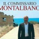 Series de TV: DVD SERIES TV- EL COMISARIO MONTALBANO 2ª TEMPORADA CAPITULO : COMO MANDA LA LEY. Lote 150665962