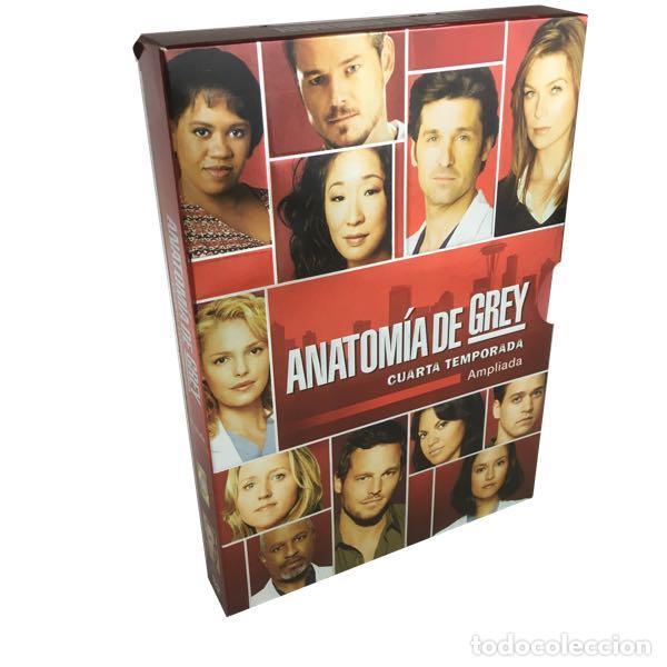 anatomia de grey-cuarta temporada-dvd - Comprar Series de TV en DVD ...