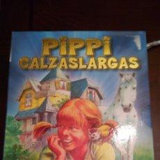Series de TV: PIPPI CALZAS LARGAS DVD.. Lote 150677726