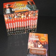 Series de TV: TELENOVELA PASION DE GAVILANES PRECINTADA Y DVD EXTRA LO NUNCA VISTO. Lote 150750218