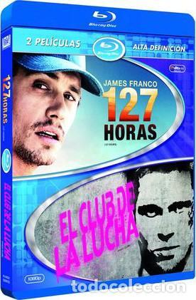 127 Horas El Club De La Lucha Blu Ray Comprar Series De Tv En Dvd En Todocoleccion 150865901