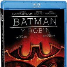 Séries de TV: BATMAN Y ROBIN (BLU-RAY) (BATMAN AND ROBIN). Lote 150866637