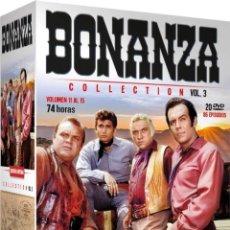 Series de TV: BONANZA: COLLECTION - VOL. 3 (ED. LIMITADA) (VOL. 11 AL 15). Lote 150877334