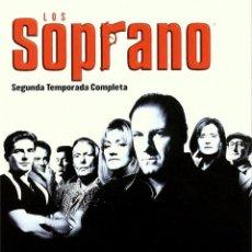 Series de TV: LOS SOPRANO 2 ª TEMPORADA (THE SOPRANOS). Lote 150877618