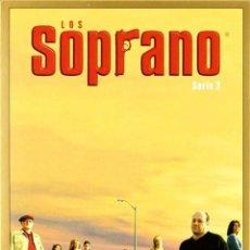 Series de TV: LOS SOPRANO 3ª TEMPORADA (THE SOPRANOS). Lote 150877622