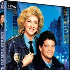 Series de TV: CANCIÓN TRISTE DE HILL STREET - VOL. 3. Lote 150877810