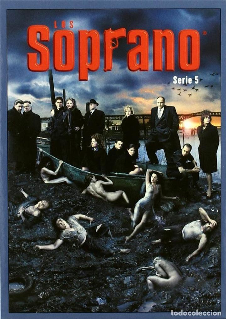 LOS SOPRANO - SERIE 5 (THE SOPRANOS) (Series TV en DVD)