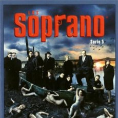 Series de TV: LOS SOPRANO - SERIE 5 (THE SOPRANOS). Lote 150878282