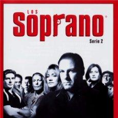 Series de TV: LOS SOPRANO - SERIE 2 (THE SOPRANOS). Lote 150878398