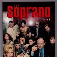 Series de TV: LOS SOPRANO - SERIE 4 (THE SOPRANOS). Lote 150878402