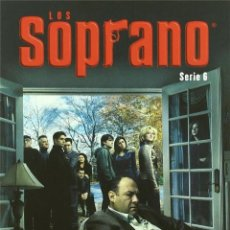 Series de TV: LOS SOPRANO - SERIE 6 (THE SOPRANOS). Lote 150878406
