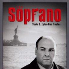 Series de TV: LOS SOPRANO - SERIE 6 (EPISODIOS FINALES) (THE SOPRANOS). Lote 150878410