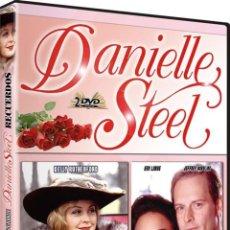 Series de TV: DANIELLE STEEL: NO HAY AMOR MAS GRANDE (NO GREATER LOVE) + RECUERDOS (REMEMBRANCE). Lote 150878874